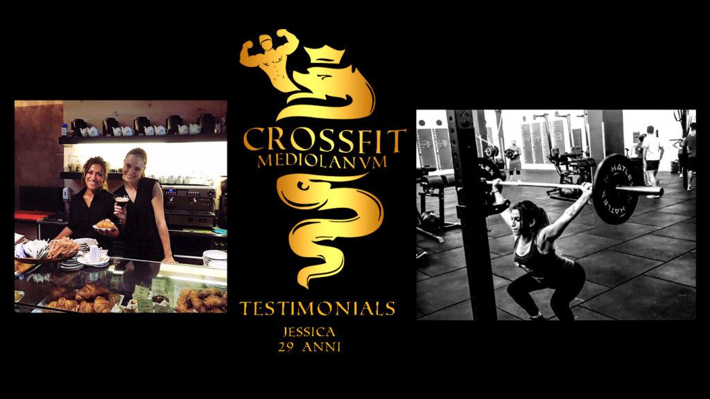 Testimonials - Jessica - Crossfit Mediolanvm Milano