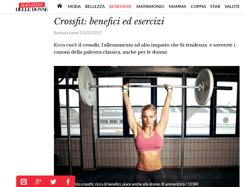 CrossFit Donne Milano