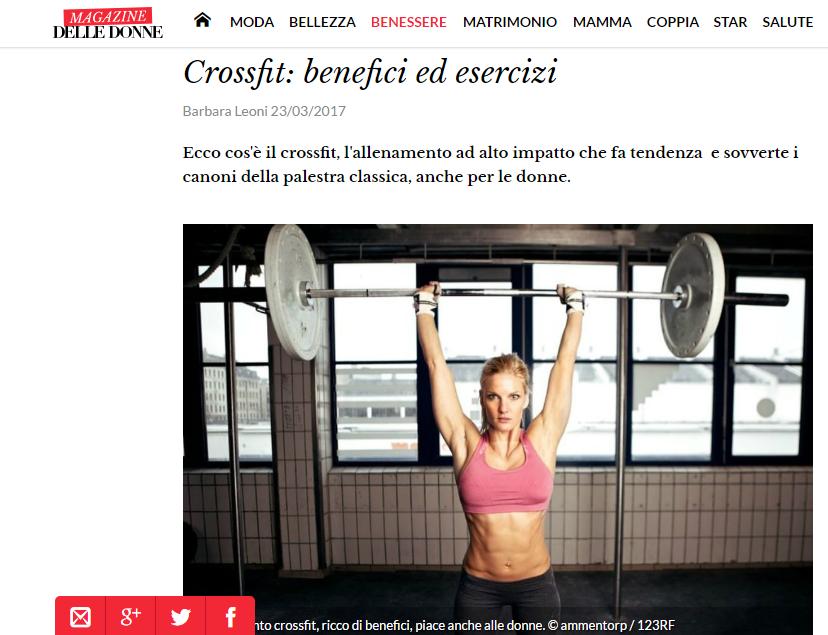 CrossFit Donne Milano