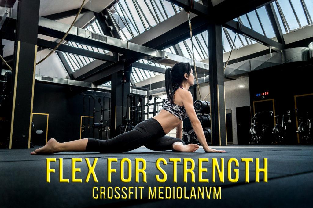 Flessibilita Muscolare - Crossfit Mediolanvm Milano Certosa