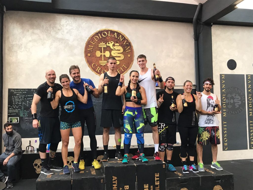 Oktober Test - CrossFit Mediolanvm Milano